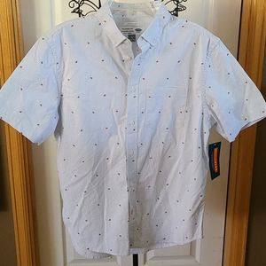NWT- Men's Oxford Slim Fit shirt